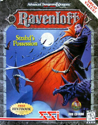 Donjons & Dragons : Ravenloft : Strahd's Possession [1994]