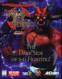 Donjons & Dragons : Iron & Blood : Warriors of Ravenloft [1996]