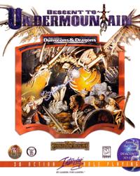 Les Royaumes oubliés : Descent to Undermountain [1997]