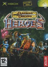 Dungeons & Dragons : Heroes - Xbox