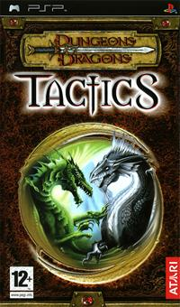 Dungeons and Dragons : Tactics - PSP