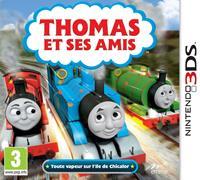 Thomas et ses Amis : Toute vapeur sur l'île de Chicalor - 3DS