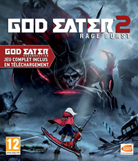 God Eater 2 : Rage Burst #2 [2016]