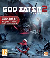 God Eater 2 : Rage Burst - Vita