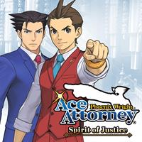 Phoenix Wright : Ace Attorney − Spirit of Justice #6 [2016]