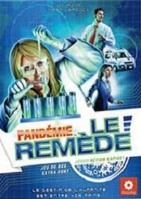 Pandémie : Le remède [2014]