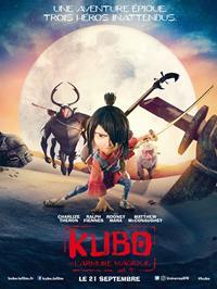 Kubo et l'armure magique [2016]