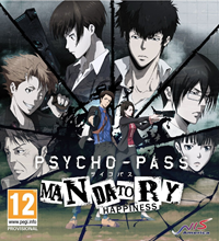 Psycho-Pass : Mandatory Happiness - PS4