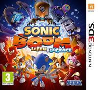 Sonic Boom : Le Feu & la Glace [2016]