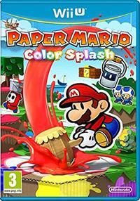 Paper Mario : Color Splash - WiiU