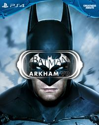 Batman : Arkham VR - PSN