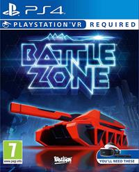 Battlezone - Gold Edition - eshop Switch