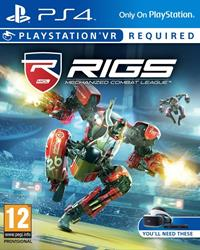 RIGS : Mechanized Combat League [2016]
