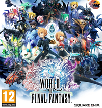 World Of Final Fantasy - Vita