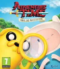 Adventure Time : Finn and Jake Investigations [2015]