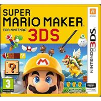 Super Mario Maker for Nintendo 3DS [2016]