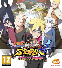 Naruto Shippuden Ultimate: Ninja Storm 4 - Road to Boruto - PS4