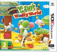 Mario : Poochy & Yoshi's Woolly World [2017]