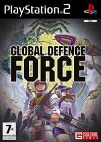 Global Defence Force - PS2