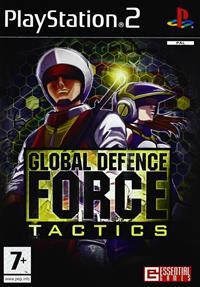 Global Defence Force Tactics - PS2