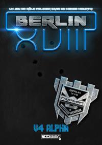 Berlin XVIII 4ème édition [2017]