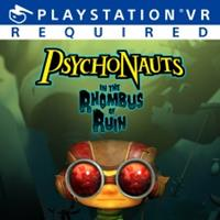 Psychonauts In The Rhombus of Ruin [2017]