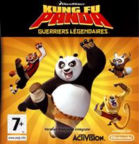 Kung Fu Panda : Guerriers Légendaires - DS