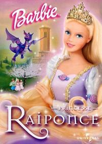 Barbie, princesse Raiponce [2002]