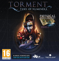 Torment: Tides of Numenera - PS4