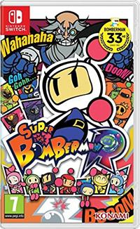 Super Bomberman R [2017]
