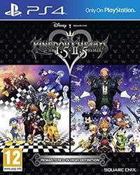 Kingdom Hearts HD 1.5 + 2.5 Remix [2017]