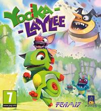 Yooka-Laylee - eshop Switch