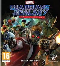 Les Gardiens de la Galaxie : Guardians of the Galaxy : The Telltale Series [2017]