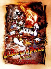 La Bande à Picsou - le film : Le Trésor de la lampe perdue - DVD