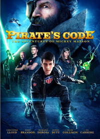 Mickey Matson : le code des pirates #2 [2015]