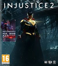 Collection DC : Injustice 2 [2017]