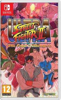 Ultra Street Fighter II : The Final Challengers #2 [2017]