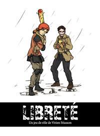 Perdus sous la pluie : Libreté #2 [2017]
