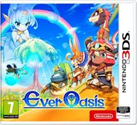 Ever Oasis [2017]