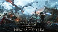 The Elder Scrolls Legends : Heroes of Skyrim [2017]