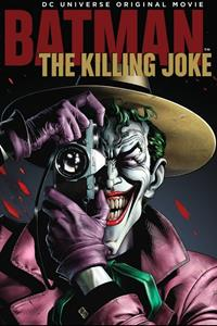Batman : The killing joke [2016]