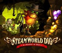 SteamWorld Dig - eshop Switch