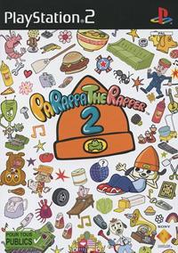 PaRappa the Rapper 2 - PS2