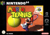 Mario Tennis - Console Virtuelle