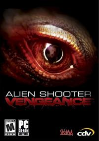 Alien Shooter : Vengeance #2 [2007]