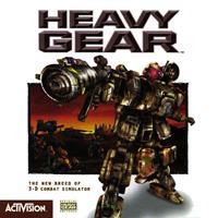 Heavy Gear #1 [1997]