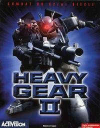 Heavy Gear II #2 [1999]