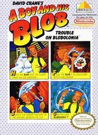 A Boy and His Blob : Trouble on Blobolonia [1991]