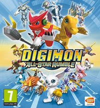 Digimon All-Star Rumble [2014]