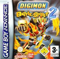 Digimon Battle Spirit 2 - GBA